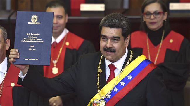 Nicolas Maduro sworn in for 2nd term as Venezuelan president