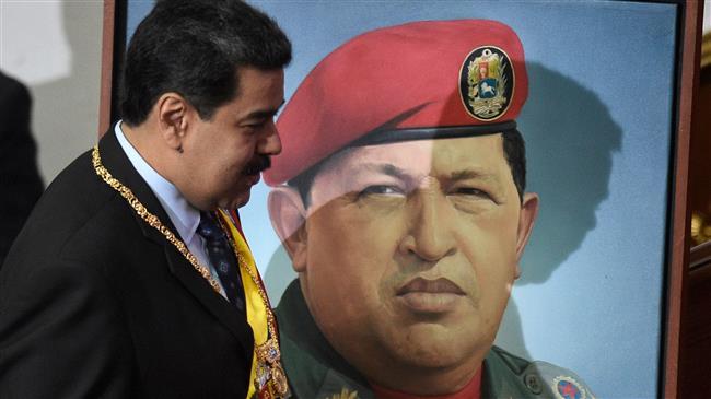 Venezuelan congress speaker tries to replace President Maduro