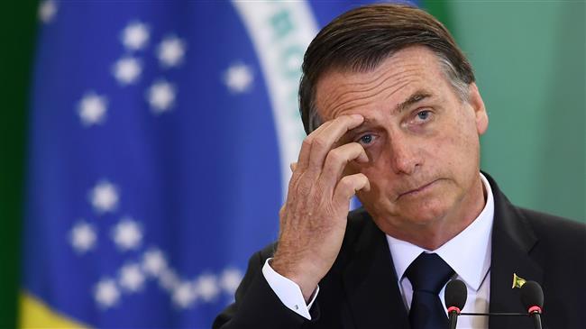 Brazil's Bolsonaro is Hitler: Venezuela's Maduro