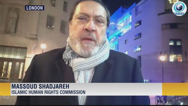 'Hashemi's detention political not judicial'