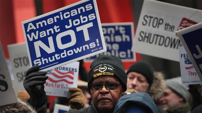 Trump loses support among his base over shutdown: Polls