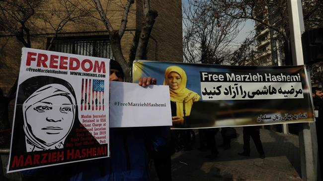'Hashemi's detention in violation of most basic US laws'