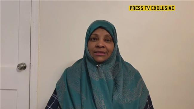 Hashemi slams US injustice in first video after release