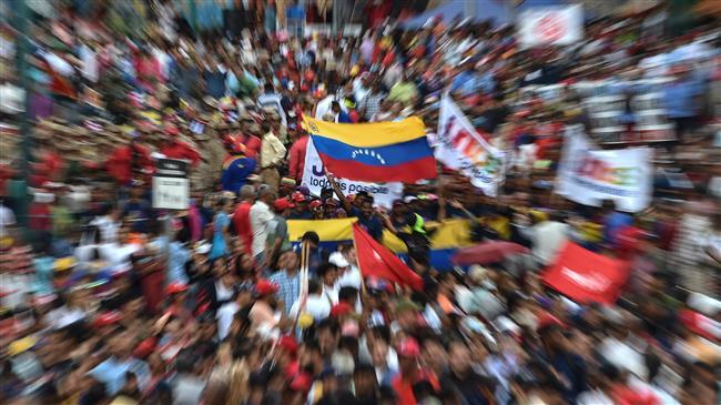 Syria, China slam US 'meddling' in Venezuela's affairs