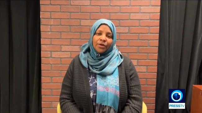 Hashemi says public support crucial to her release