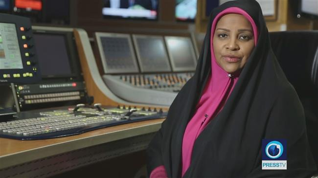 TV anchor says US jailed her to send a message