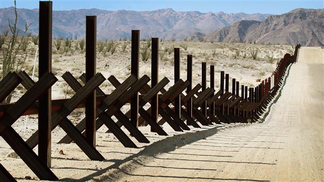 Trump rips into Fox News over border wall