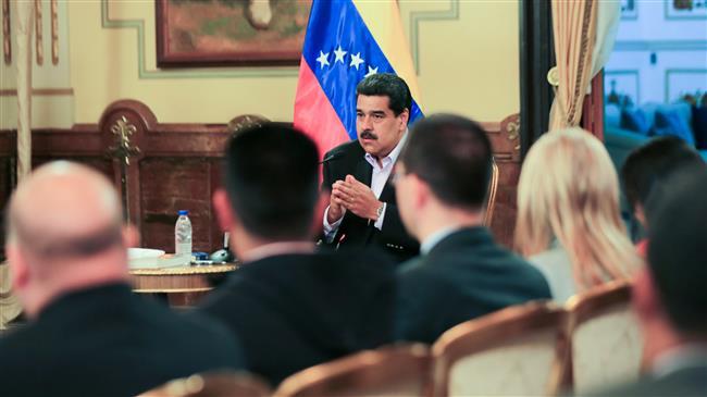 'Alert Venezuela!' Maduro says US stealing oil revenue