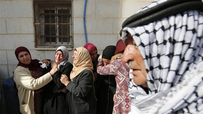 UN slams 'extremely violent attack' on Palestinians