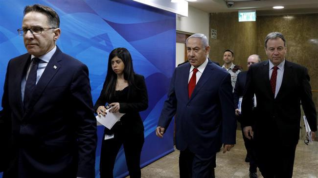 Netanyahu vows to freeze money transfers to Palestinian Authority 'next week'