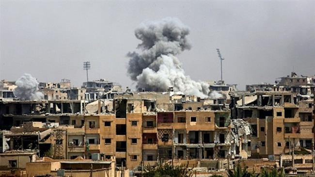 70 Syrian civilians dead, injured in US-led strikes
