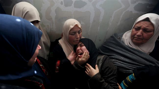 Palestinian teenager shot with tear gas canister dies