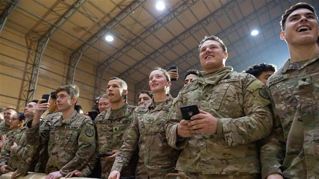 Iraqi Shia political blocs renew call for US troop pullout
