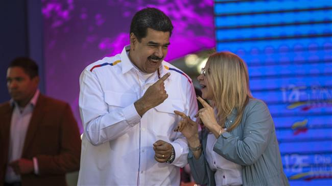Maduro calls on Venezuelans to join chorus for peace