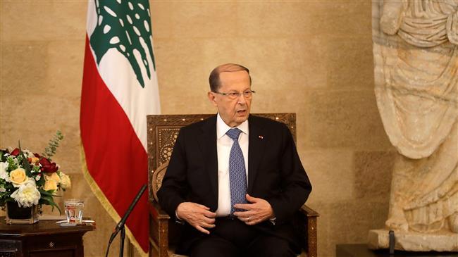 Lebanon's Aoun dismisses US anti-Hezbollah allegations