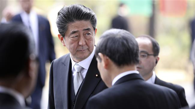 Abe: Okinawa vote result won't stop US base relocation