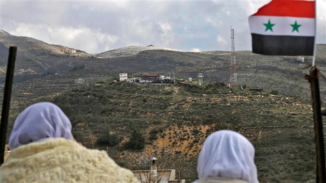 US lawmakers move to recognize Golan as Israeli land