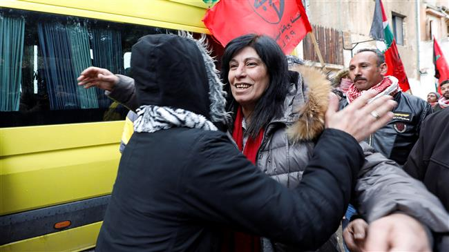Israel releases Palestinian lawmaker after 20 months