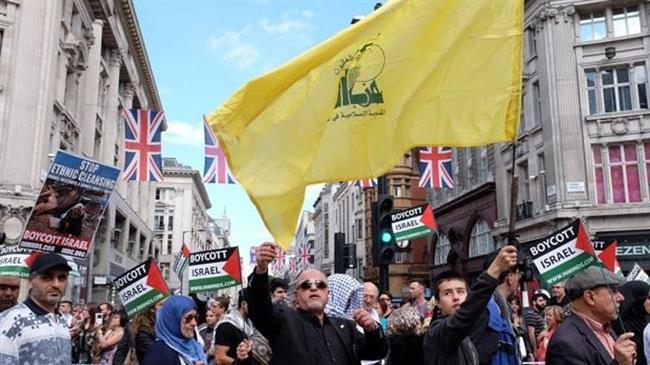 Hezbollah: UK terrorist designation 'insult' to Lebanon