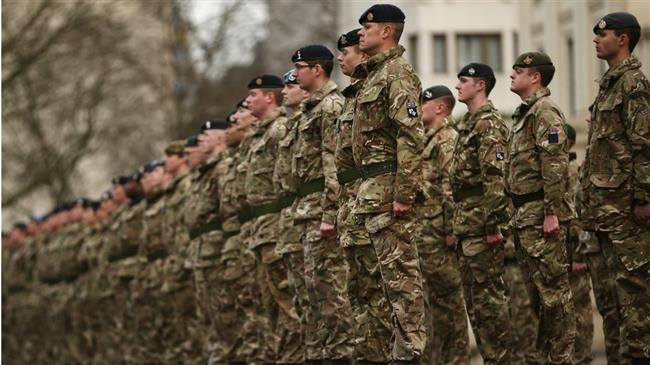 'British army hit by historic staffing crisis'