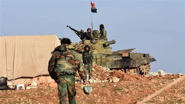 Syria 'will not stand idly by in face of terrorist crimes'