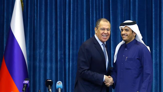 Qatar: Arms deal with Russia 'none of Saudi business'
