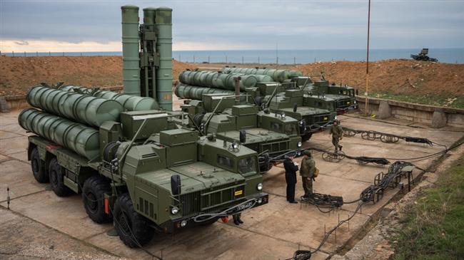 'Turkey to start Russian S-400 deployment in October'