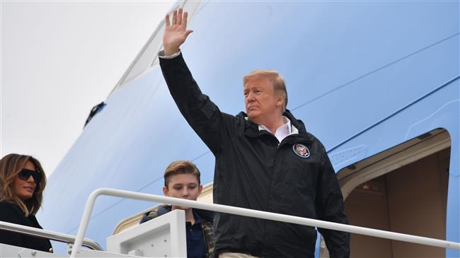 Trump says he'd win if he ran in Israeli elections