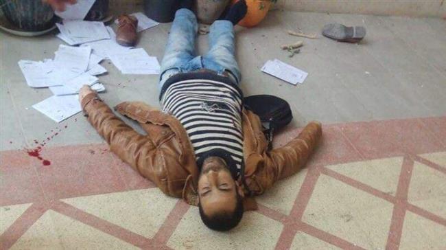 Israeli forces kill 2 Palestinian men in West Bank