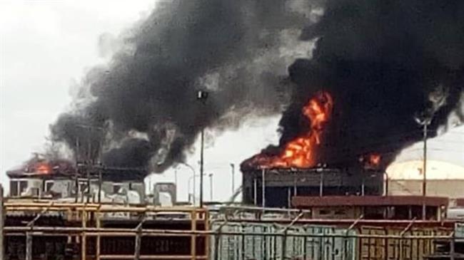 Venezuela: US behind 'terrorist' attack on oil facility