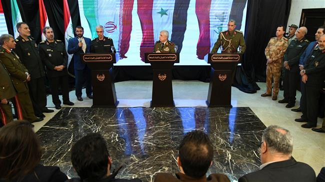 'Syria determined to maintain territorial integrity'