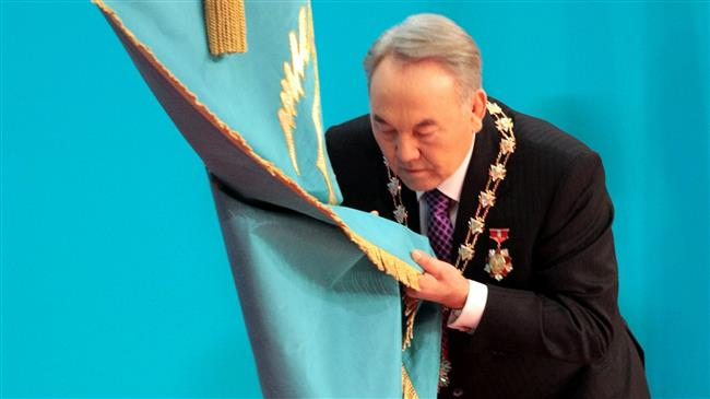 Kazakh president resigns after three decades in power