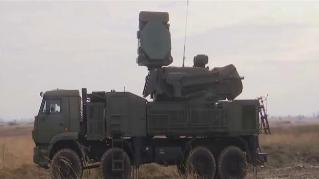 Russia: Pantsir-S1 anti-missile systems in Kaliningrad drills