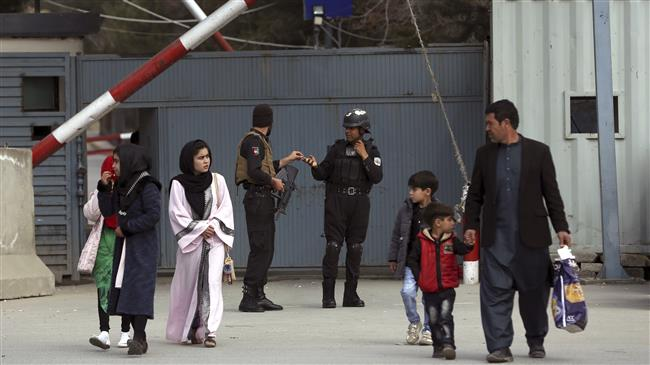 Blasts in Afghan capital kill 6 during New Year festival