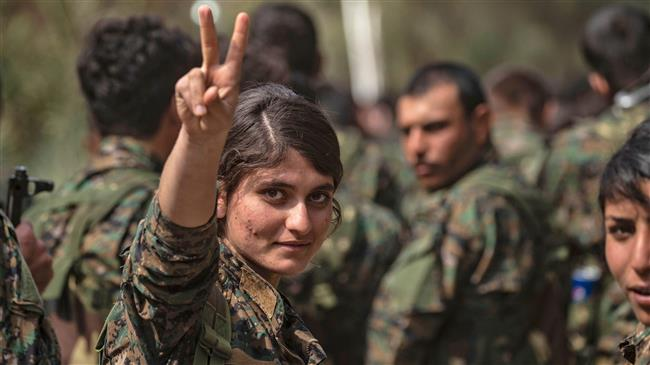 Syrian Kurds announce death of Daesh 'caliphate'