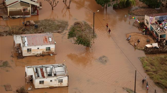 Mozambique death toll rises to 417 after cyclone