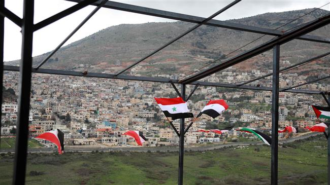 New round of global outcry targets US over Syria's Golan