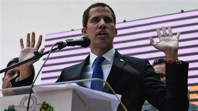 Venezuela gives Guaido 15-year ban on public office