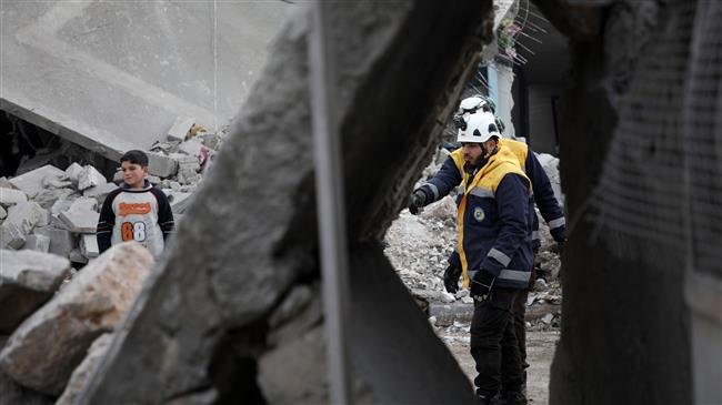 False flag chemical attacks being planned in Syria: Russia