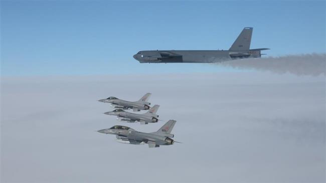 US, Russia fly nuclear bombers off Norway amid INF tensions