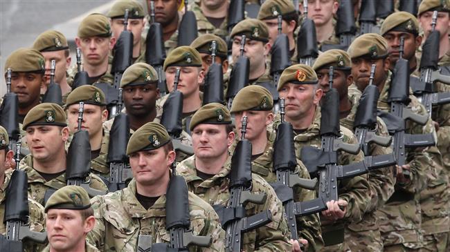 'UK frontline army units seriously understaffed'