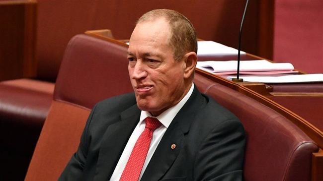 Australia's Senate censures MP over anti-Muslim remarks