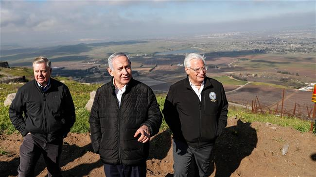 Syria warns Israel: All options on table for liberating Golan