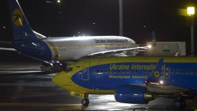 Kiev bans all Russia flights after opposition's Moscow visit