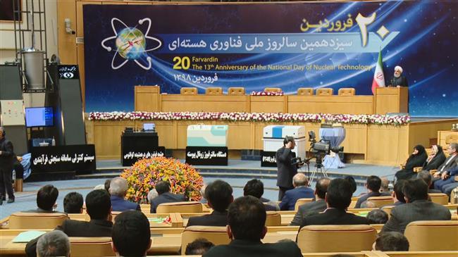 Iran unveils 114 nuclear achievements