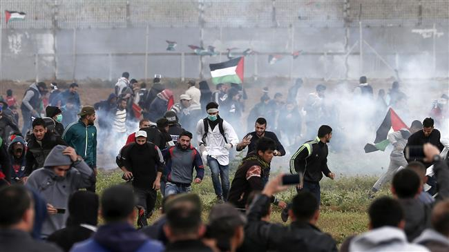 Israeli forces kill Palestinian teen in Gaza protests