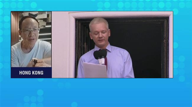 'Assange's case tests US, UK respect for press freedom'