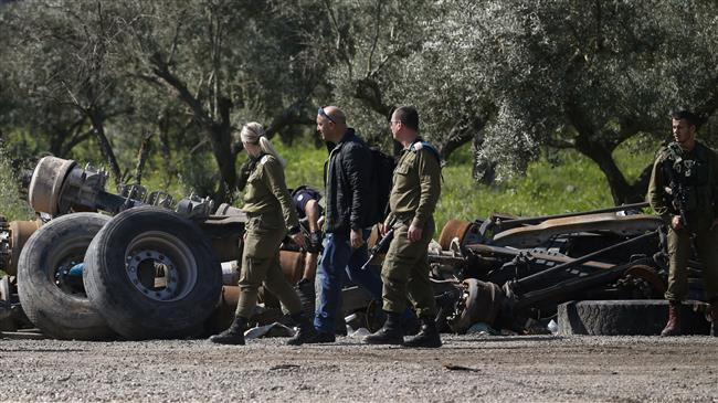 Israeli forces shoot Palestinian over 'stabbing attempt'