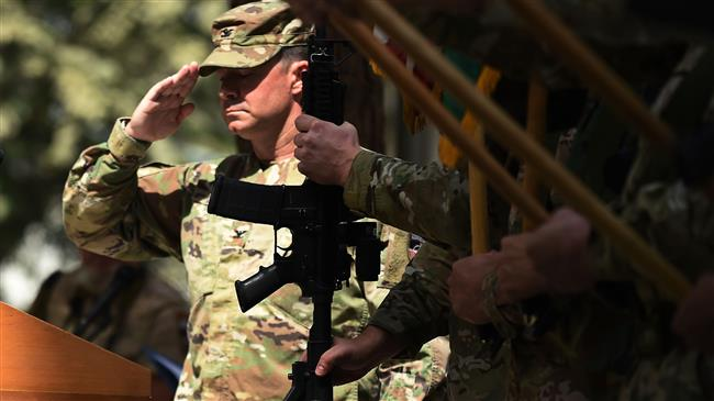 US military propping up Daesh in Afghanistan: Report