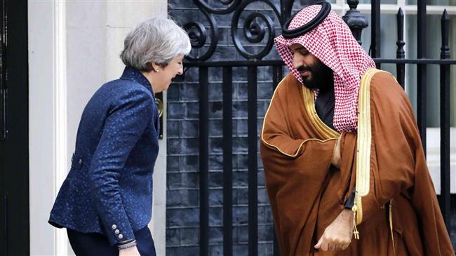 Saudi executed 37 people and all UK did was shrug